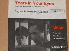"RAGNAR ROBERTSENS QUINTETT / ODDVAR EROY -Equilibrium - Soundtrack- 7"" 45 OST"