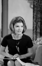 Jackie Kennedy Moments In Time Series- from Negative  RareAndOriginal Photo n124