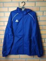 Adidas Rain Jacket Football Soccer Size M Adidas