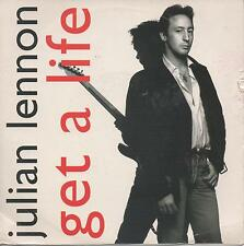 "Julian Lennon - ""Get A Life"" 7"" x 45 rpm single Ex Con"