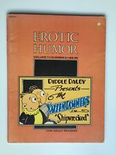 EROTIC HUMOR DIDDLE DALEY PRESENTS THE KATZENJAMMERS IN SHIPWRECKED VOL1 N 3