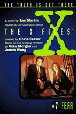 X Files #07 Fear (X Files Middle Grade)