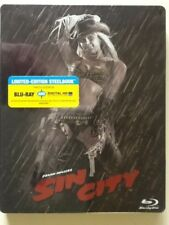 Frank Miller's SIN CITY,(NEW) Blu Ray Steelbook ,Limited Edition, Region Free