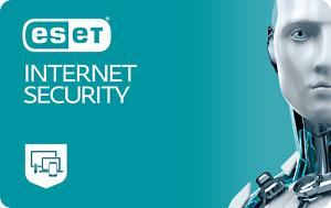 ESET Internet Security Antivirus ✅ | 1 Year | 1 MAC OR PC ✅ ACTIVATION KEY