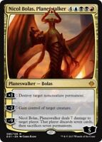 1x NICOL BOLAS, PLANESWALKER - Rare - Archenemy - MTG - NM - Magic the Gathering