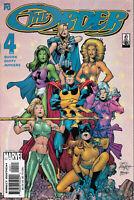 The Order #4 Marvel Comics July 2002 comic books She Hulk Busiek Duffy Jurgens