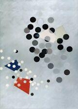 """Laszlo Moholy-Nagy """"construcción AL6"""" Bauhaus/constructivismo póster de 250gsm A3"""