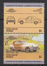 H166) Timbres Neufs MNH (Chrysler Town-Country) /NANUMEA-TUVALU/CARS-AUTOMOBILES