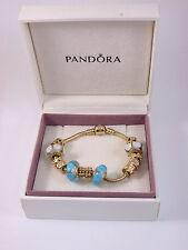 ORIGINAL PANDORA Bracelet or massif