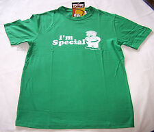 The Simpsons Ralph Wiggum Mens Im Special Green Printed T Shirt Size S New