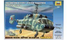 Zvezda 7221 - 1/72 russian marine support Helicopter Helix B-NEUF