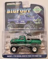 Greenlight 1:64 Bigfoot The Original Monster Truck 1974 Ford F-250 Diecast CHASE
