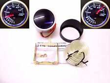 RSR pressione di carico set di visualizzazione 3bar 52mm Smoke look boost gauge 16v g60 vr6 Turbo RS