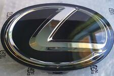 NEW for Lexus Black Emblem GX460 LX570 Front Grille Grill Logo 53141-60090 logo