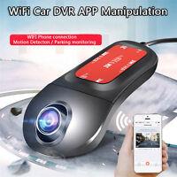 Car DVR Camera Full HD 1080P 170° Dash Cam Registrator Video Recorder Camcorder