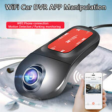 1080P WiFi Car Auto DVR Hidden Camera Real Time Video Recorder G-Sensor Dash Cam