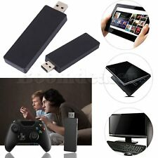 Wireless Controller USB Receiver Stick Adapter for Microsoft XBox One Windows PC