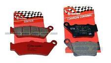 Pastiglie Freno Brembo Ant + Post Honda NX 650 Dominator >97 07HO2307 + 07HO2711