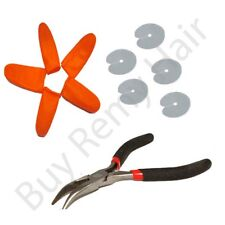 Hair Extension Pliers For Silicone Micro Rings, Finger Cots And Templates Kit
