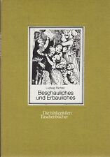 Ludwig Richter: Beschauliches und Erbauliches  (Familien-Bilderbuch)   1855/1978
