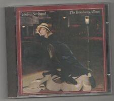 barbra steisand - the broadway album 1985 cd rare
