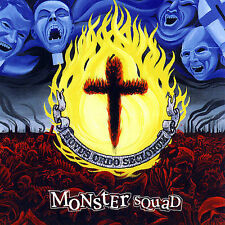 FIRE THE FAITH by Monster Squad (CD, Apr-2007, Punk Core Records)