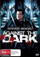 Against The Dark (DVD, 2009) Region 4 (VG Condition)