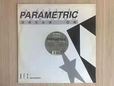 PARAMETRIC - DREAM ON - 45 GIRI MAXI-SINGLE 12""