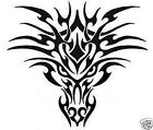Reusable Stencil for Airbrush- dragon 09 (Large size)