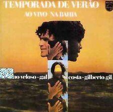 FREE US SHIP. on ANY 2 CDs! NEW CD Caetano Veloso: Temporada De Verao: Ao Vivo N