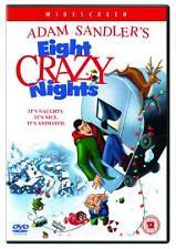 Adam Sandler's Eight Crazy Nights Dvd Brand New & Factory Sealed