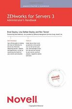 Novell ZENworks for Servers 3: Administrator's , Dayley-,