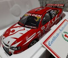 1:18 HRT VZ Commodore Mark Skaife / Todd Kelly 2005 Bathurst Winner by AUTOart