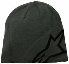 Alpinestars Mens Grey Corp Shift Beanie Charcoal