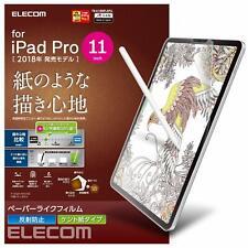 ELECOM Japan Kent-Paper-Like Screen Film for iPad Pro 11 TB-A18MFLAPLL