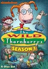New: THE WILD THORNBERRY'S - Season One DVD (4 Disc Set, Nickelodeon)