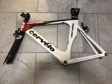 2008 Cervelo P2C Triathlon TT frameset size 48