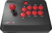 Venom Multi Format 8-Button Arcade Fight Stick - PS4, Xbox One, PS3, PC - VS2858