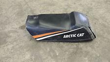 05 06 07 08 09 10 11 Arctic Cat M Series Crossfire Seat Assembly Black Orange