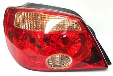 Mitsubishi Outlander MK I Only 2005-2006 Rear Left Tail Signal Lights Lamp LH