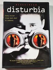 Disturbia DVD Shia Labeouf Sarah Britax Römer David Morse D.J. Caruso Widescreen