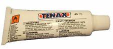 2 x TUBES EXTRA HARDENER for TENAX glue extra strong adhesive stone marble slate