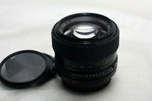Canon FD 50mm f1.2 Lens *Excellent*