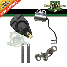 Ignition Tune Up Kit - Points Condenser Rotor fits Ford 8N NAA 600 700 ATK7FAR