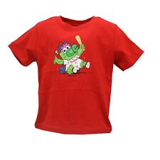 Philadelphia Phillies Official MLB Genuine Baby Infant Size Mascot T-Shirt New