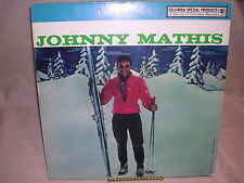 Johnny Mathis Merry Christmas C 10986 Distributed by Apex Rendezvous