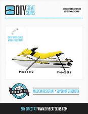 GTS GTX GTI SEA DOO YELLOW Seat Skin Cover 96 97 98 99 00/1