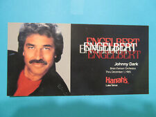 1985-86 Harrah'S Lake Tahoe Show Postcards