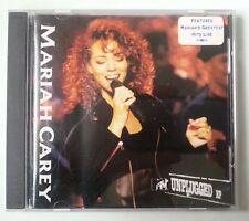 "MARIAH CAREY ""MTV Unplugged"" CD album 1992 1990s Pop"