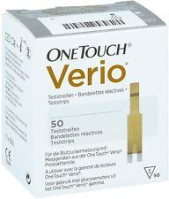Strisce misurazione glicemia OneTouch Verio 50pz